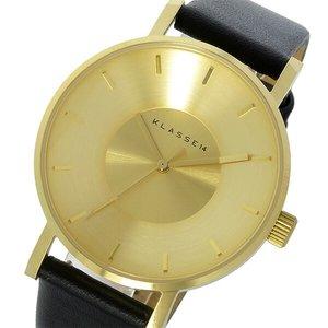 結婚祝い クラス14 腕時計 KLASSE14 ヴォラーレ Volare 36mm レディース 腕時計 VO14GD001W KLASSE14 ゴールド 36mm/ブラック【送料無料】【送料無料】【ラッピング無料】, チクゴシ:62e0dd46 --- ardhaapriyanto.com