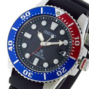 最安値挑戦! セイコー SEIKO プロスペックス PROSPEX ソーラー クオーツ メンズ 腕時計 SNE439P1 ブラック【送料無料】, 田原本町 bc1698f7