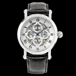 大人気 アルカフトゥーラ ARCA FUTURA 自動巻き メンズ メンズ 腕時計 FUTURA 腕時計 スケルトン S13151BK ホワイト/ブラック【送料無料】【送料無料】【ラッピング無料】, Good Feel(グッドフィール):65b1a736 --- akadmusic.ir