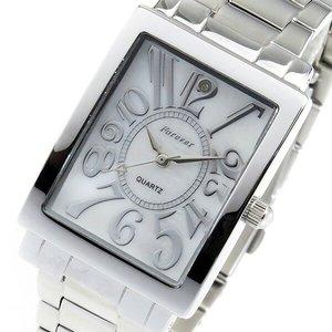 魅了 フォーエバー FOREVER クオーツ メンズ 腕時計 腕時計 時計 FG-2301 ホワイトシェル FG-2301 FOREVER【ラッピング無料】, 白川村:963635db --- frmksale.biz