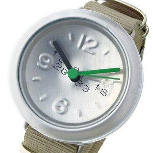 使い勝手の良い アルケミスト CAN ALCHEMIST カンウォッチ CAN WATCH クオーツ 腕時計 時計 時計 クオーツ CANWATCH-KH シルバー/カーキ【ラッピング無料】, ミラノ2:f896c7c8 --- upcomingprojectsinpanvel.com
