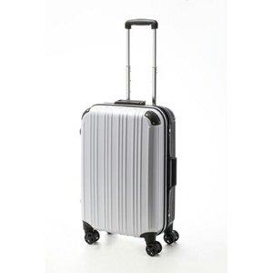 【超目玉】 アクタス ACTUS ツートン フレームハードM 旅行 トラベル スーツケース 74-20259 カーボンホワイト, アイムポイント 5ab55b2d