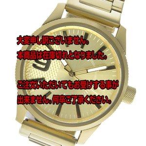 期間限定特別価格 ディーゼル DIESEL DZ1761 クオーツ メンズ DIESEL 腕時計 DZ1761 ゴールド 腕時計【送料無料】【送料無料】【ラッピング無料】, ネットショップ おとく屋:d6ffd50a --- dpu.kalbarprov.go.id
