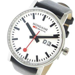 高質で安価 モンディーン MONDAINE エヴォ2 MONDAINE クオーツ メンズ 腕時計 MSE.40210.LB MSE.40210.LB ホワイト【送料無料 腕時計】【送料無料】【ラッピング無料】, カミイソチョウ:563ce5a0 --- 5613dcaibao.eu.org