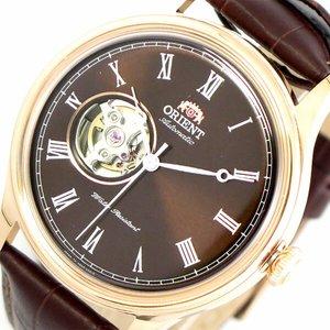 品質が完璧 オリエント ORIENT 腕時計 メンズ SAG00001T0-B 自動巻き ブラウン【送料無料】, スカート屋服想くらぶ 1f583896