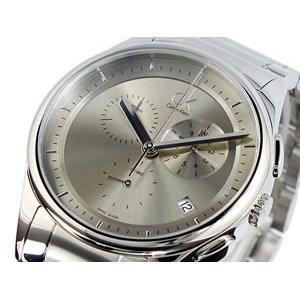 【即納!最大半額!】 カルバン クライン CK クロノグラフ 腕時計 K2A27126【送料無料】, セブンマルイ質店 72911b2c