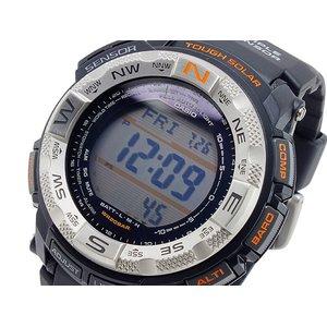 【はこぽす対応商品】 カシオ CASIO プロトレック PRO TREK トリプルセンサー メンズ 腕時計 PRG-260-1【送料無料】, ウケンソン 38f48b85