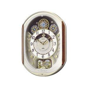 【限定品】 セイコー SEIKO からくり時計 電波時計 掛け時計 RE562H【送料無料】, Dimension-3 14c4953b
