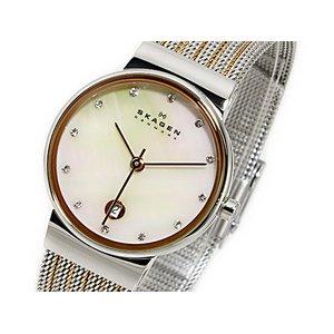 【在庫あり】 スカーゲン レディース SKAGEN クオーツ 腕時計 SKAGEN レディース 腕時計 355SSRS, マツオカチョウ:3f0a9c28 --- dpu.kalbarprov.go.id