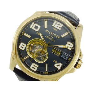 2020高い素材  トミー ヒルフィガー TOMMY HILFIGER 自動巻き メンズ 腕時計 1790908【送料無料】, SKストア d01b82f7