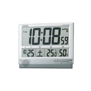 安い割引 セイコー SEIKO 電波時計 掛置兼用時計 SQ419S【送料無料】, シベトログン ea89a30a