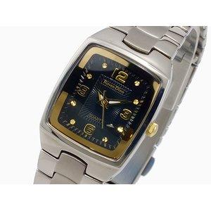 激安直営店 ロマンディーノ ROVEN DINO クオーツ ROVEN メンズ 腕時計 腕時計 時計 RD3272-2【ラッピング無料 時計】, フクママチ:eea4efd1 --- frmksale.biz