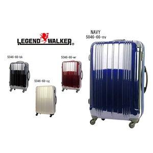 100%本物保証! レジェンド ウォーカー スーツケース 78L(90L) 4輪 5046-66-NV NAVY (き)【送料無料】, YGC Japan 62fe5495