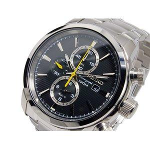 誕生日プレゼント セイコー SEIKO クオーツ メンズ クオーツ クロノグラフ クロノグラフ 腕時計 SNAF45P1【送料無料】 メンズ【送料無料】, コミックまとめ買い:98031d31 --- blog.buypower.ng