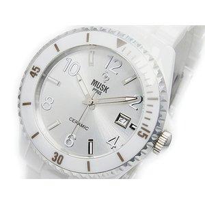 最高級のスーパー ムスク MUSK クオーツ MUSK メンズ 腕時計 時計 時計 MSF2502202 メンズ【ラッピング無料】, 栄進堂:1074d099 --- abizad.eu.org