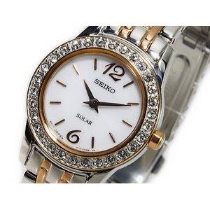 当店の記念日 セイコー SEIKO セイコー ソーラー SEIKO ソーラー レディース 腕時計 SUP130【送料無料】, STEEZ SHOP:d2d36c8c --- ancestralgrill.eu.org