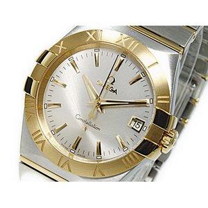 超爆安 オメガ OMEGA クォーツ コンステレーション クォーツ メンズ 腕時計 12320356002002【送料無料】 腕時計 OMEGA【送料無料】, 粟野町:c2cff6a7 --- stratagemfx.com