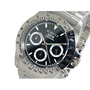 【高額売筋】 オレオール AUREOLE 腕時計 クオーツ メンズ クロノグラフ AUREOLE 腕時計 時計 SW-581M-1 メンズ【ラッピング無料】, OnlySelect:825dfb26 --- blog.buypower.ng