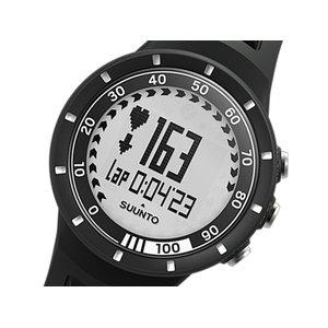 新版 スント SUUNTO クエスト メンズ 腕時計 SS018153000-J ブラック 国内正規【送料無料】, 富士通さぷらい広場 802eb179