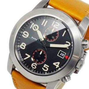 激安正規  マークバイ マークジェイコブス ラリー クオーツ クロノ メンズ 腕時計 MBM5082【送料無料】, ハンドメイドレザーショップK3 dbf22ca3