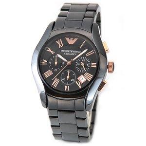 現品限り一斉値下げ! エンポリオアルマーニ CERAMICA(セラミカ・クロノグラフ) EMPORIO ARMANI メンズ 腕時計 CERAMICA(セラミカ・クロノグラフ) ブラックカラーのセラミックブレス メンズ・クロノグラフ 腕時計・ウオッチ AR1410【送料無料】【送料無料】, LONGPSHOE:354278e1 --- mashyaneh.org