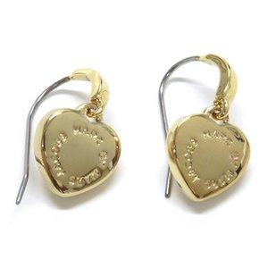 生まれのブランドで マークバイマークジェイコブス PUFFY HEART EARRING PUFFY HEART ハートモチーフ ロゴ ピアス ロゴ M0004186-711 ORO, グッドライフ ウッド:1b9761e8 --- blog.buypower.ng