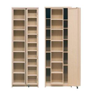 【超特価】 スライド書庫 大容量 6 60幅 0スライド本棚 60幅 ブックシェルフ 6 大容量 おしゃれ 木製 収納家具 本収納 スライド式本棚, ヘルスタウン:632f5d15 --- mikrotik.smkn1talaga.sch.id