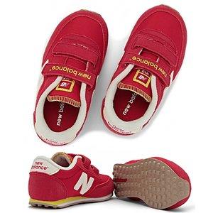 93df3097b7689 ニューバランス キッズ ジュニア スニーカー 410 New... 靴のリード ...