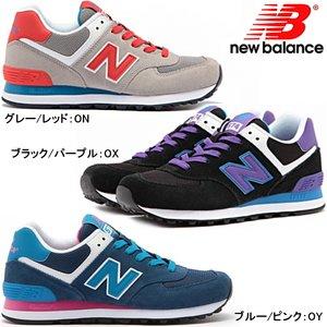 ea8ee98769909 ニューバランス 574 New Balance WL574 ...|靴のリード【ポンパレモール】