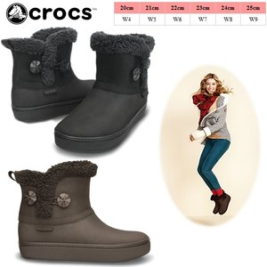 ec2fd86681305f ○クロックス レディース ショートブーツ crocs mod... 靴のリード ...