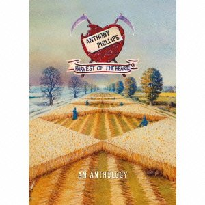 卸し売り購入 【CD】HARVEST OF THE HEART-AN ANTHOLOGY(DELUXE REMASTERED 5CD BOX SET)/アンソニー・フィリップス [OTCD-4141] アンソニー・フイリツプス, 赤来町 7d4ed1e8