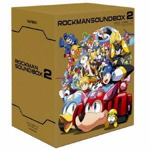 独特な 【CD】ロックマン サウンドBOX 2/ゲームミュージック [CPCA-10362] ゲームミユージツク, 紀州蔵 9a1351d8