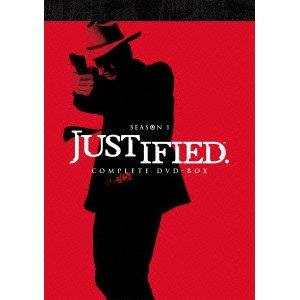 素晴らしい 【DVD】JUSTIFIED 俺の正義 シーズン1 コンプリートDVD-BOX/ティモシー・オリファント [HPBR-53] テイモシー・オリフアント, 子持村 15e340bb