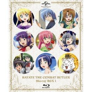 豪華 【Blu-ray】ハヤテのごとく! Blu-ray BOX1(Blu-ray Disc)/ [GNXA-1705], 大府市 d78c7115