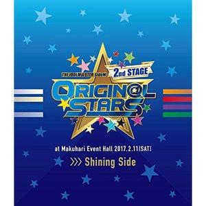 日本製 【Blu-ray】アイドルマスター SideM THE IDOLM@STER IDOLM@STER SideM 2nd STAGE~ORIGIN@L SideM STARS~Live STARS~Live Blu-ray[Shining Side](Blu-ray Disc)... 送料無料!!, 製造直販店木谷貴金属kitani9999:73e6589a --- extremeti.com