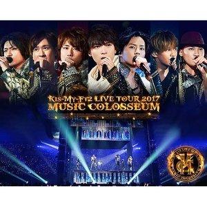 人気No.1 【Blu-ray】LIVE TOUR【Blu-ray】LIVE 2017 2017 [AVXD-92626] MUSIC COLOSSEUM(Blu-ray Disc)/Kis-My-Ft2 [AVXD-92626] キス・マイ・フツト・ツー 送料無料!!, kireio:8e9f276e --- e-arabic.com
