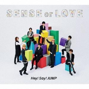 【CD】SENSE or LOVE(通常盤/初回プレス)/Hey!Say!JUMP
