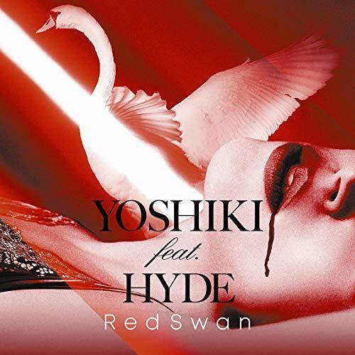 【CDS】Red Swan(YOSHIKI feat.HYDE盤)/YOSHIKI feat.HYDE