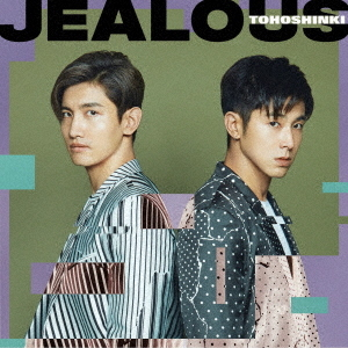 【CDS】Jealous/東方神起