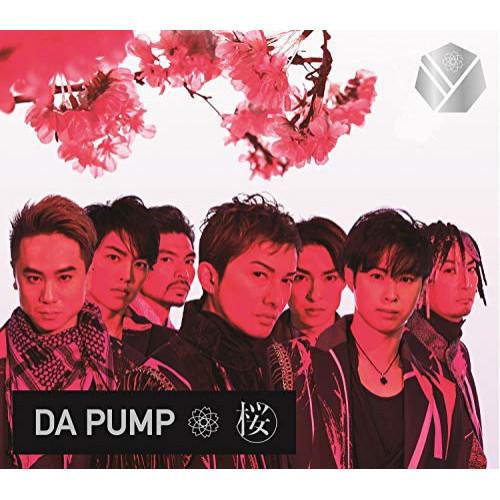【CDS】桜(初回生産限定盤)(Blu-ray Disc付)/DA PUMP