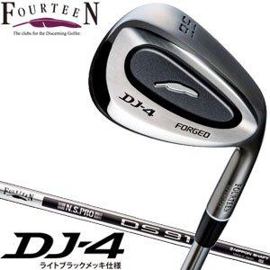 お気に入りの フォーティーン DJ-4 ウエッジ ライトブラックメッキ仕上げ DS-91w スチールシャフト ゴルフをもっと楽しむために DJ-4。Fourteen DS-91w DJ4 WEDGE N.S.PRO DS-91W スチールシャフト ライトブラックメッキ仕様, エウルオンラインShop:80e7b25a --- 5613dcaibao.eu.org