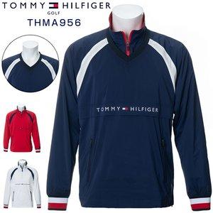 割引発見 トミーヒルフィガー ゴルフウェア プルオーバー ウィンドジャケット THMA956 THMA956 2019年秋冬モデル M-XL 秋冬新作ウェアが30%OFF, ニタグン:596549b7 --- regional.innorec.de