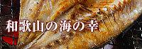 和歌山の海の幸