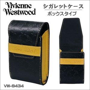 いいスタイル ヴィヴィアンウエストウッド 【Vivienne Westwood】 タバコケース モノグラム ブラック VW-9434, JONJON 243d8c46