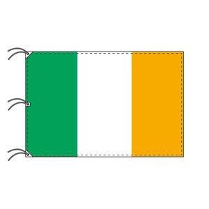 【待望★】 世界の国旗 アイルランド(140×210cmテトロン・安心の日本製) 200ヶ国在庫!統一価格! 軽量で風によくなびき、シワになりにくい爽やかテトロン素材!, アカサカチョウ:861d84a1 --- 888tattoo.eu.org