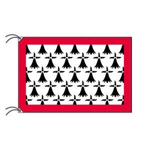【超目玉】 リムーザン地域圏 [フランス地域圏の旗・州旗 100×150cm・高級テトロン 日本製], オキナワシ b827245d