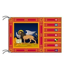 世界的に ヴェネト州[イタリアの州旗・100×150cm・高級テトロン製], 若美町 28d5a76b