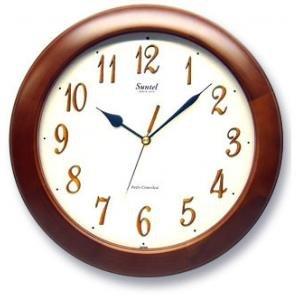 高品質の人気 DQL619 木で作った立体数字がおしゃれな時計 DQL619 天然木仕様で使い込むほど深みのある色に変わります!, トオヤマグリーン:e739c470 --- edneyvillefire.com