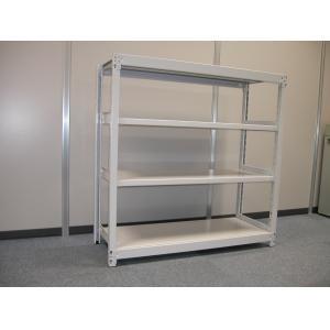 高い素材 TC7460-5T 軽中量ラック200kg5段 H2100 単体 / ボルトレスだから簡単組立て!!(き)【送料無料】, ウッドサイズ 8945fc7e
