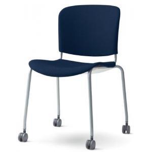 【おまけ付】 (MC-F63SE)フィトナシリーズ(キャスター脚) 肘なし 背・座クッションタイプ 肘なし (17-547)ブラック【送料無料】(き) 背と座の曲面が、体に優しくフィットします。, ゲットマン:1ef7d9d9 --- blog.gp-design.com.tw